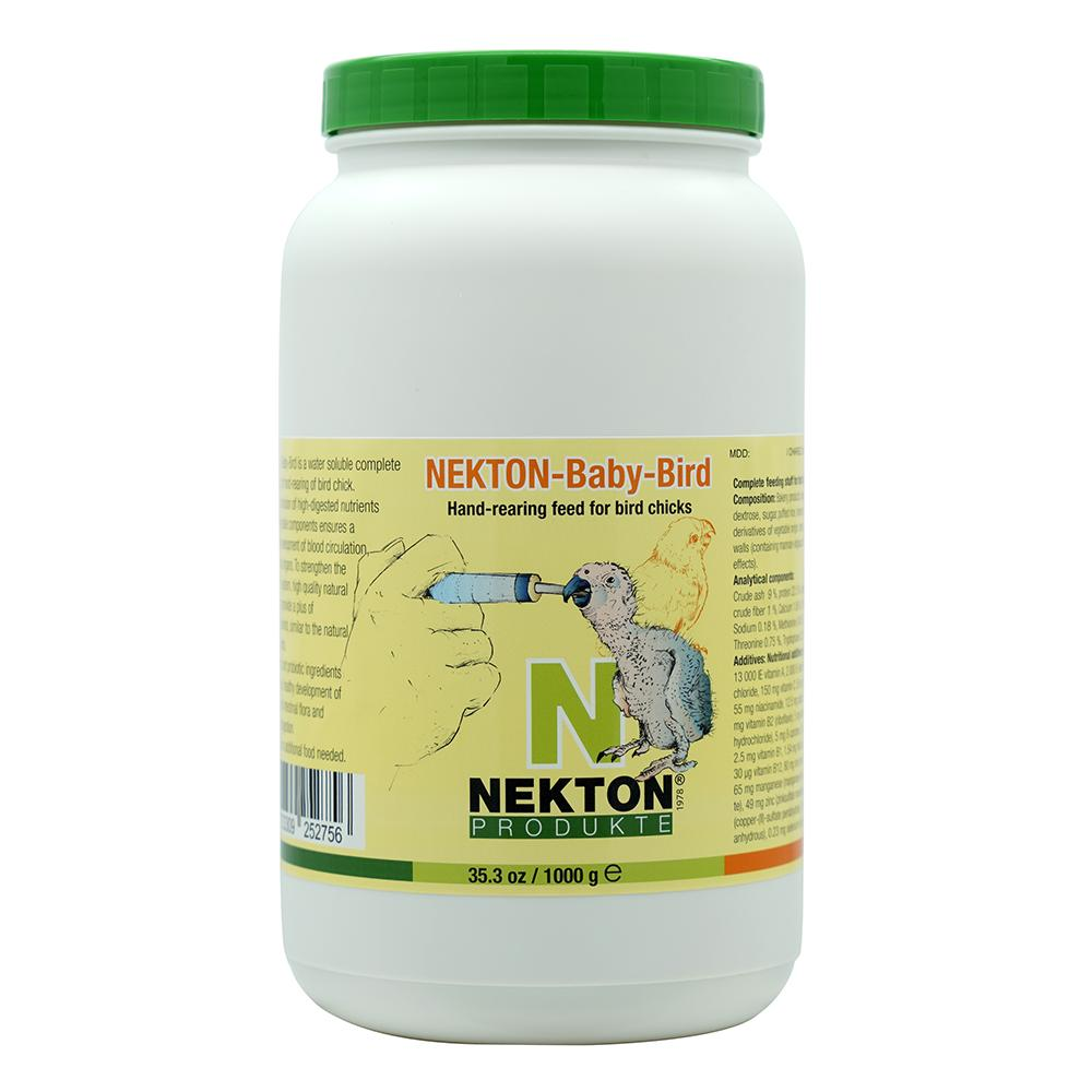 Nekton-Baby-Bird Handfeeding Formula for Birds 750g (26.4oz)