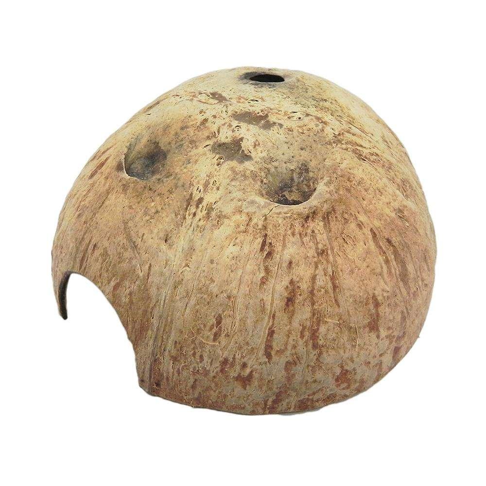 Coconut Dome Home Small Animal and Reptile Hide
