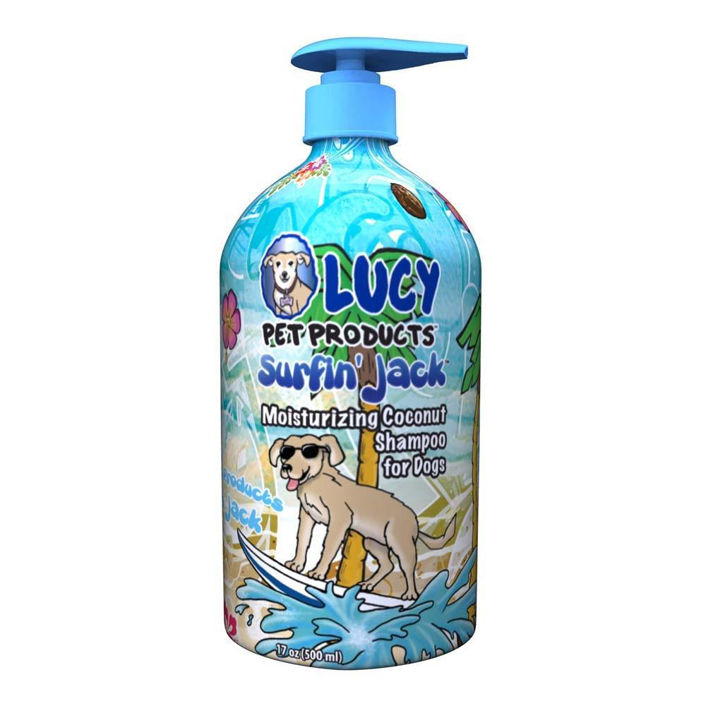 Lucy Surfin' Jack Coconut Shampoo 17oz