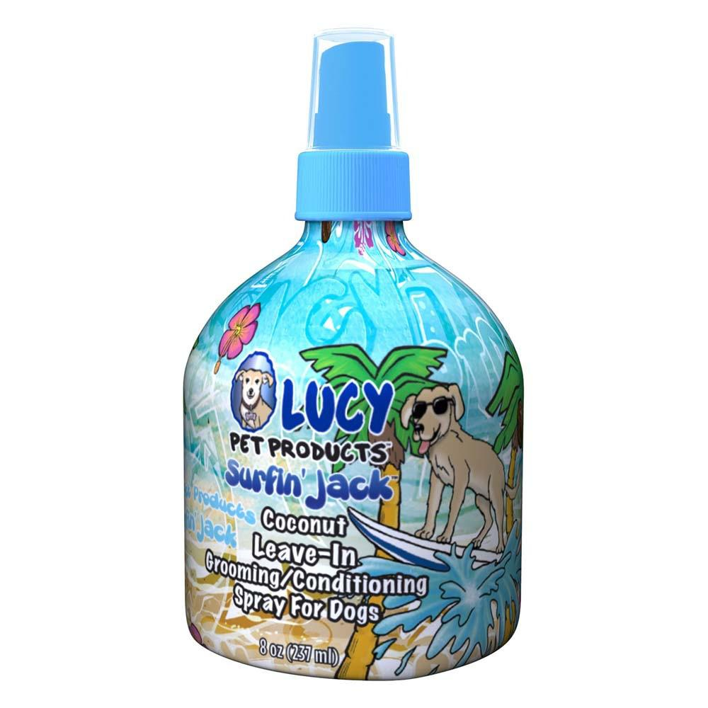 Lucy Surfin' Jack Coconut Conditioner 8oz