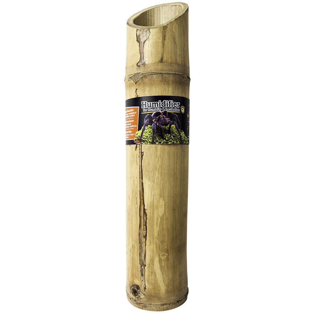 Galapagos Natural Bamboo Terrarium Humidifier Large