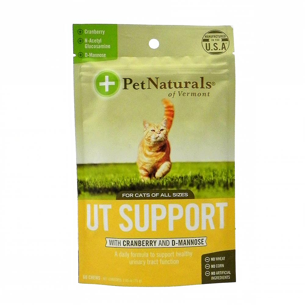 Pet Naturals Cat UT Support 60ct