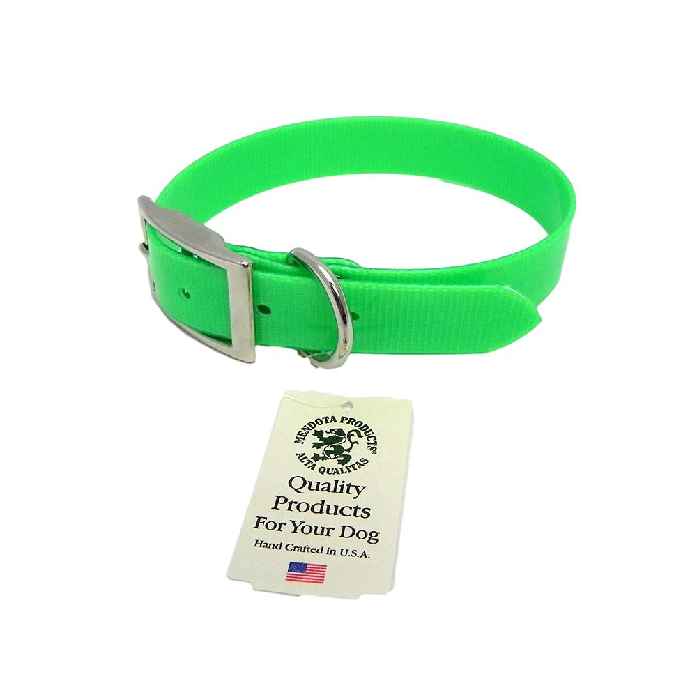 Collar Day Bright Green 20in