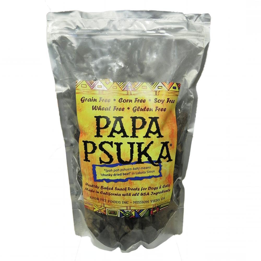 Koda Pet Papa Psuka Natural Beef Dog Treats 32oz