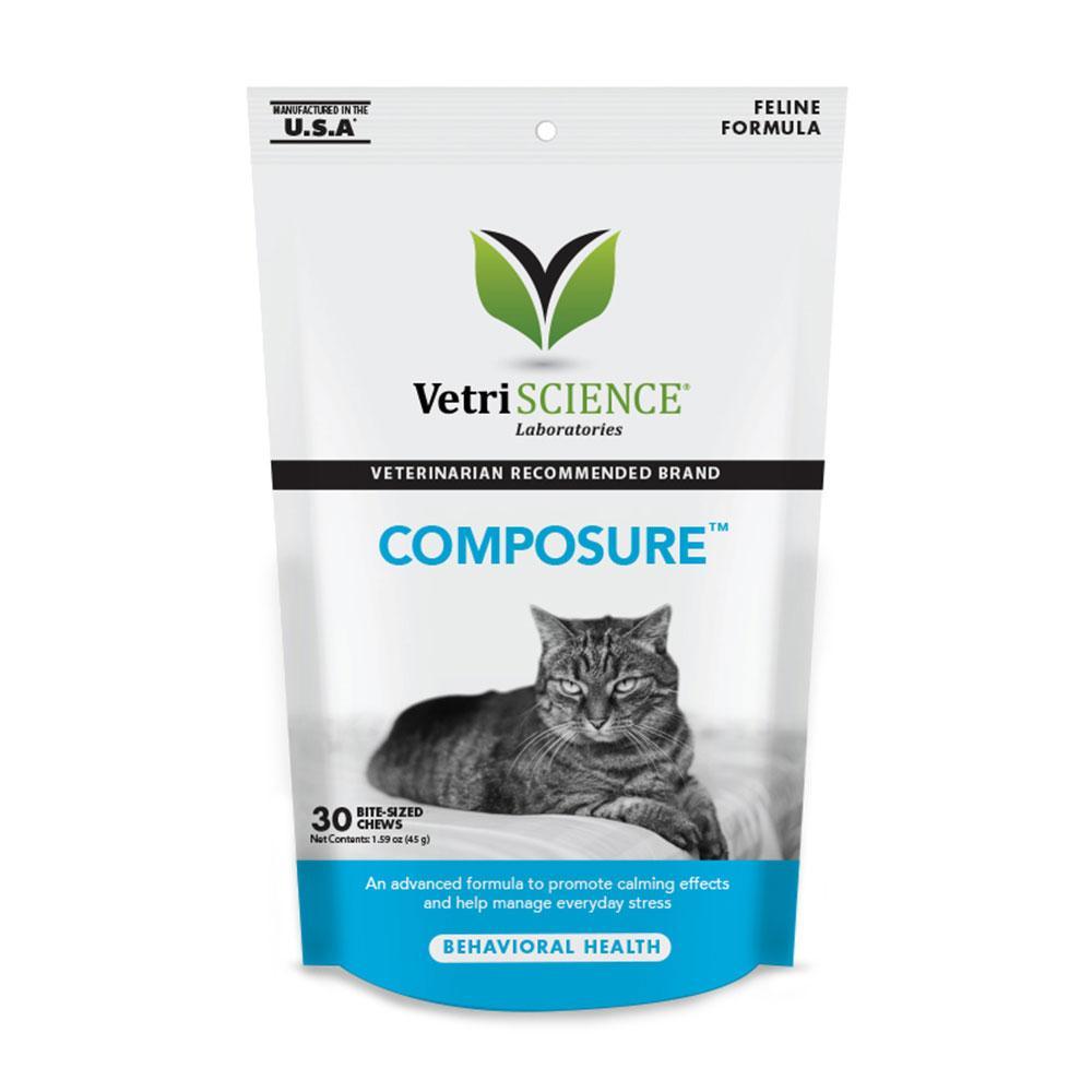 Composure Feline Bite-Sized Calming Chews