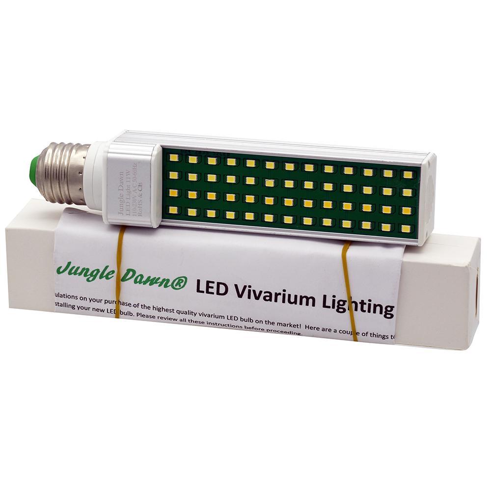 Jungle Dawn 11 Watt LED Terrarium Light Bulb