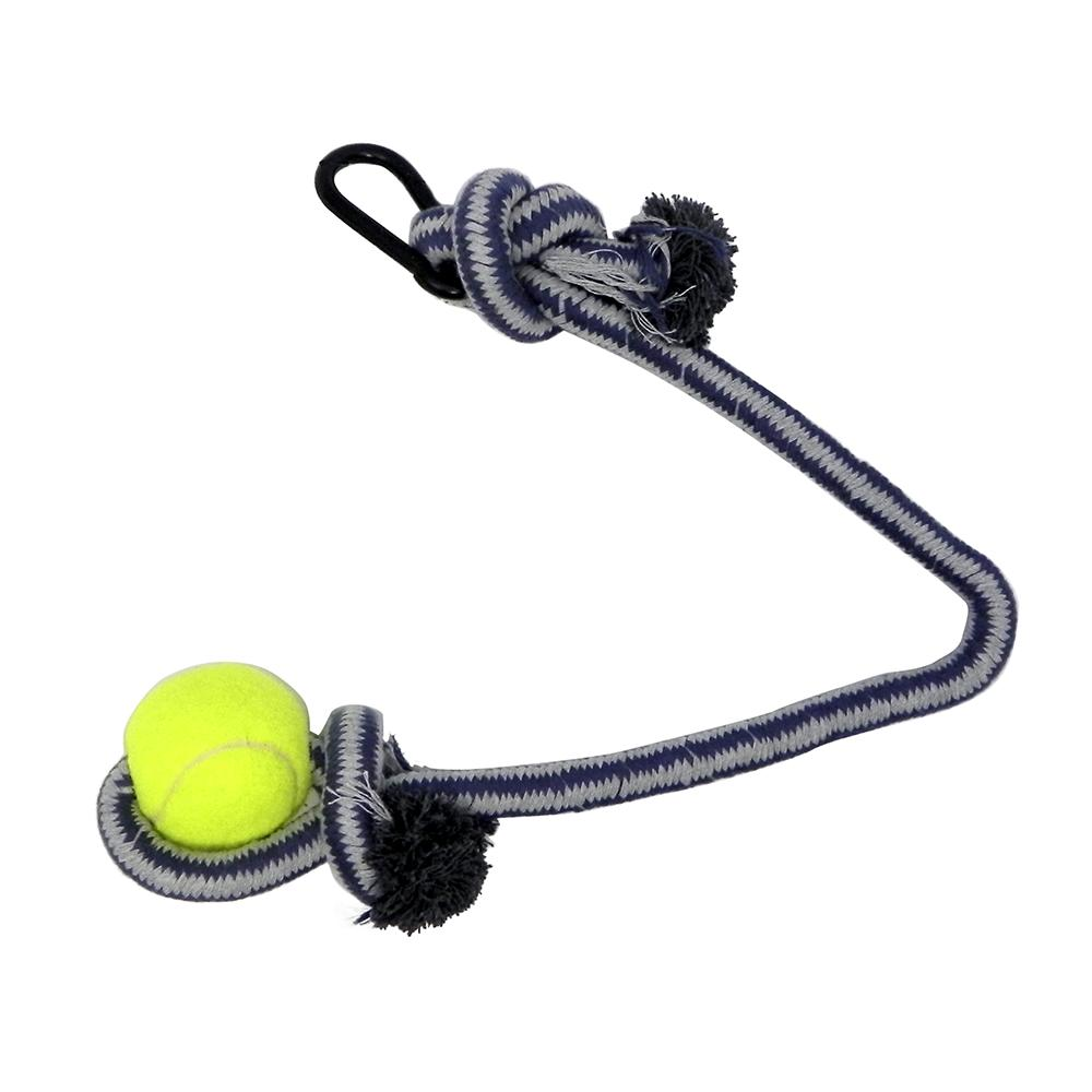 Tennis Ball attachment for the Tether Tug Dog Toy