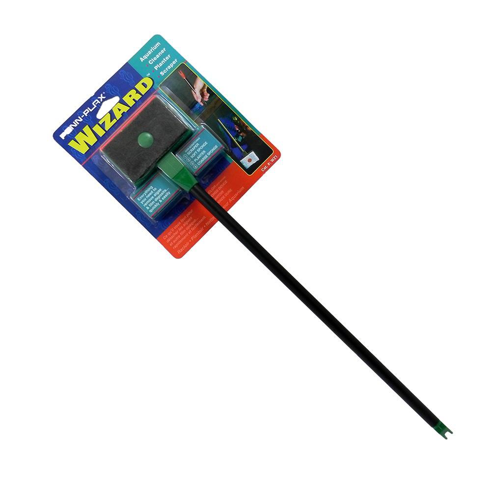Wizard Aquarium Planter- Scraper Tool Deluxe