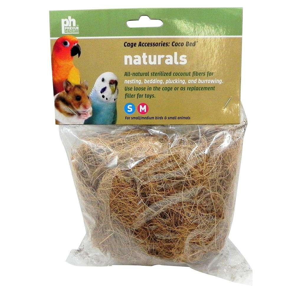 Coco Fiber Nesting Material For Birds