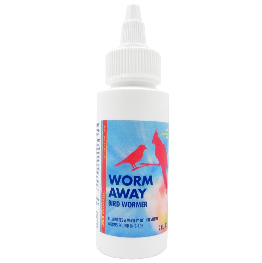 Morning Bird Worm Aways 2oz