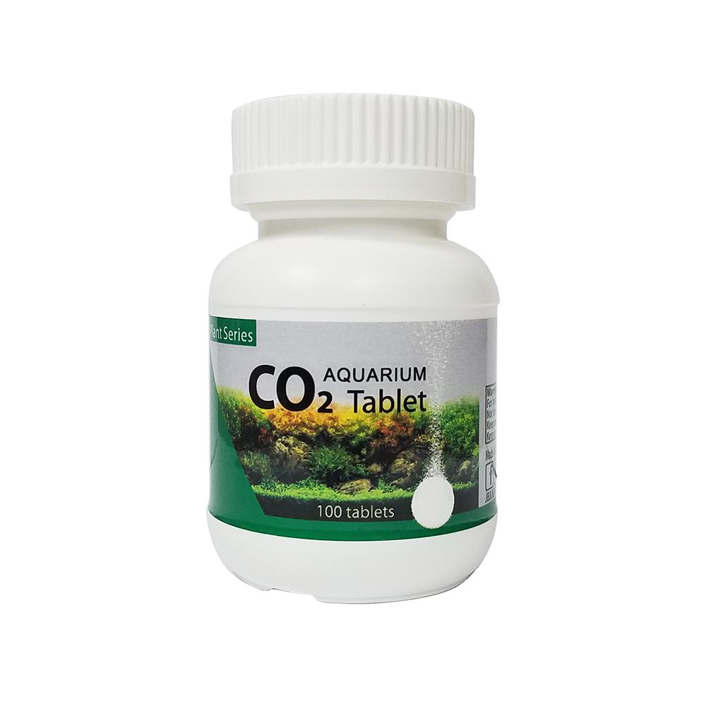 JBJ CO2 Tablets for Planted Aquariums 100 ct