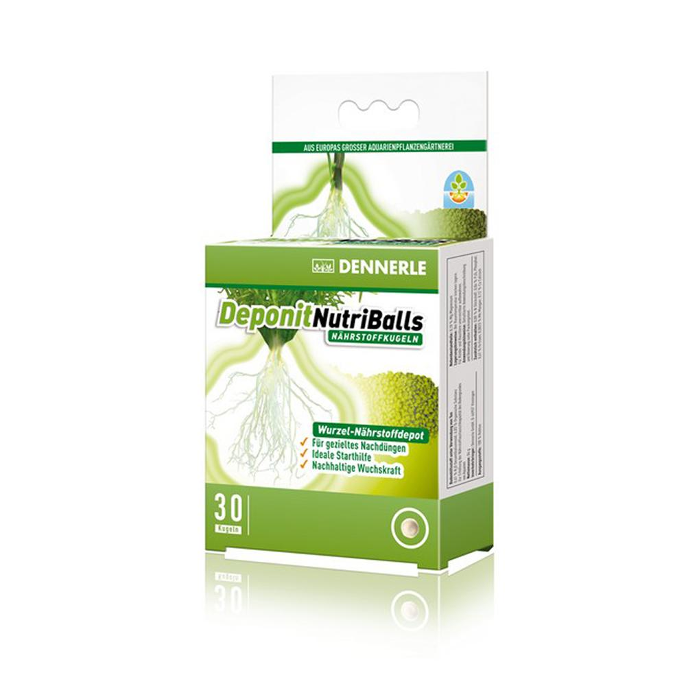 Deponit NutriBalls Aquarium Plant Fertilizer