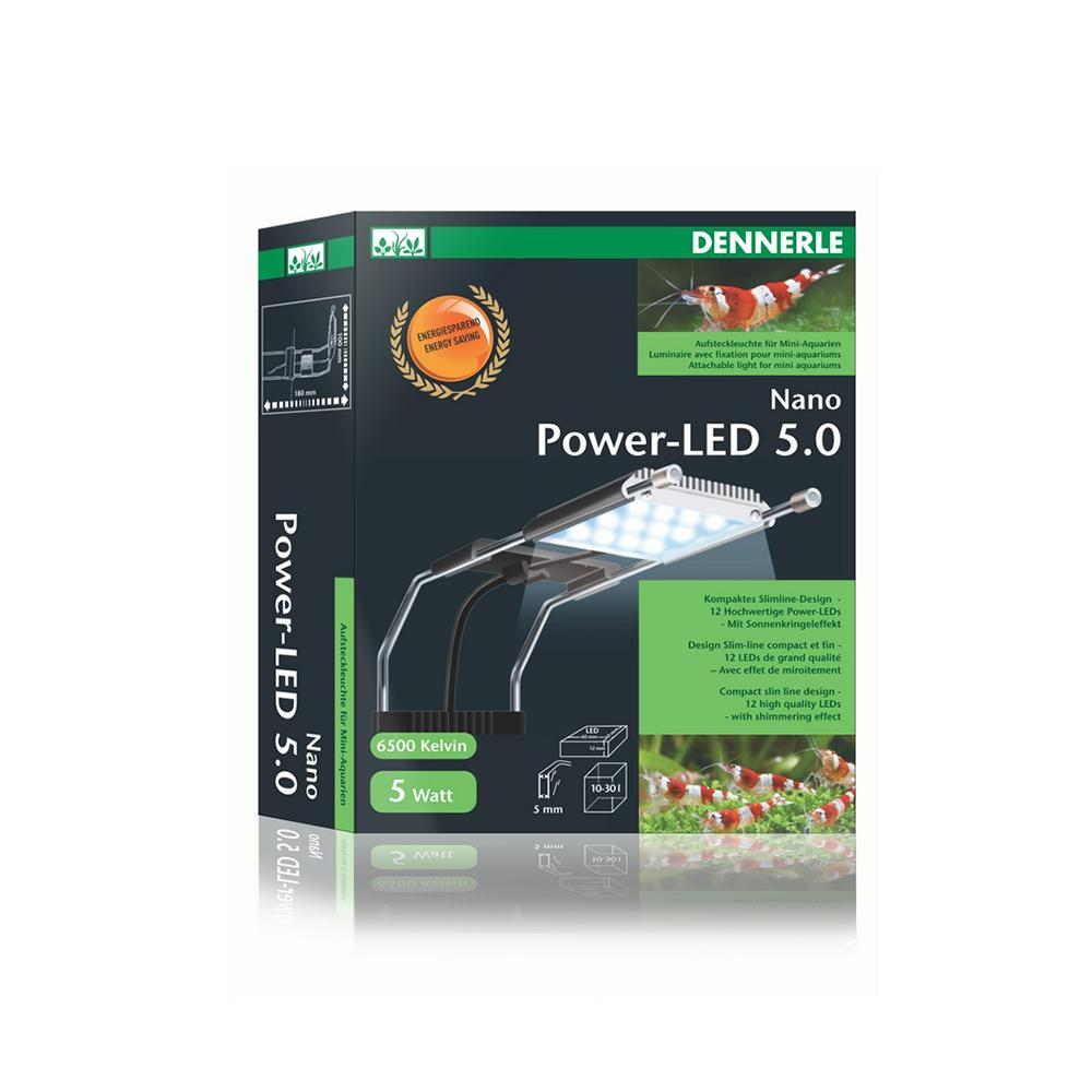 Dennerle Nano Power-LED 5.0 Aquarium Light