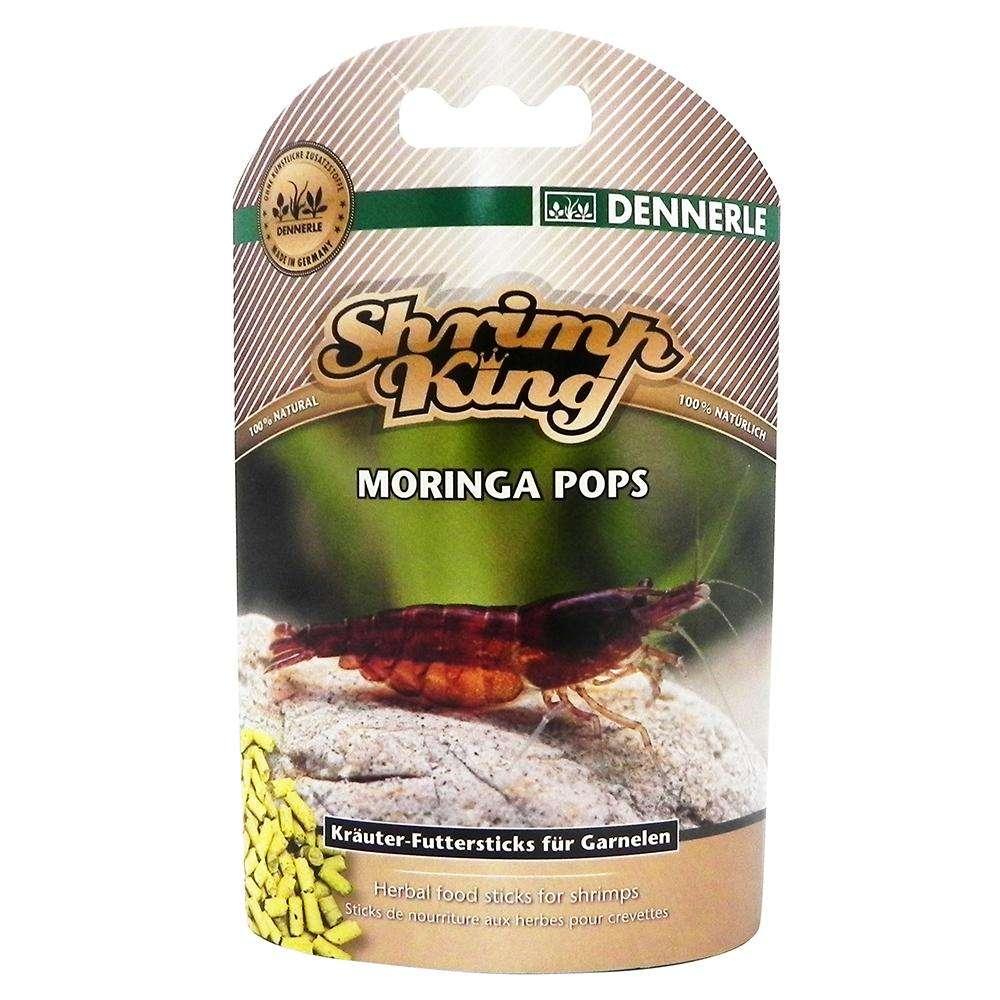 Shrimp King Moringa Pops Aquatic Shrimp Food 35g (1.2oz)
