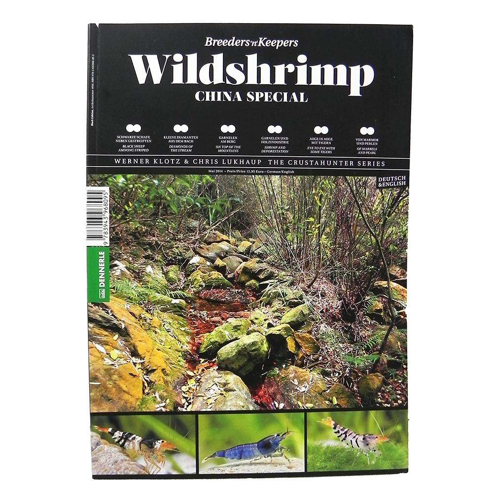 Dennerle Wild Shrimp Black Edition