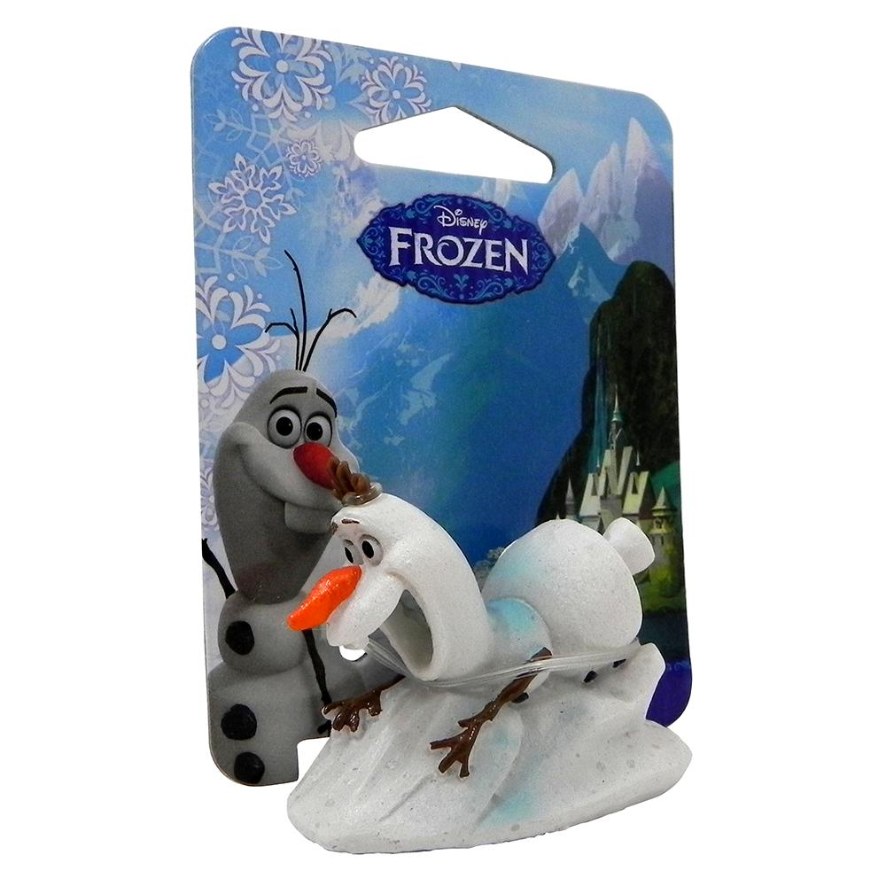 Frozen Olaf Sliding Mini Aquarium Ornament