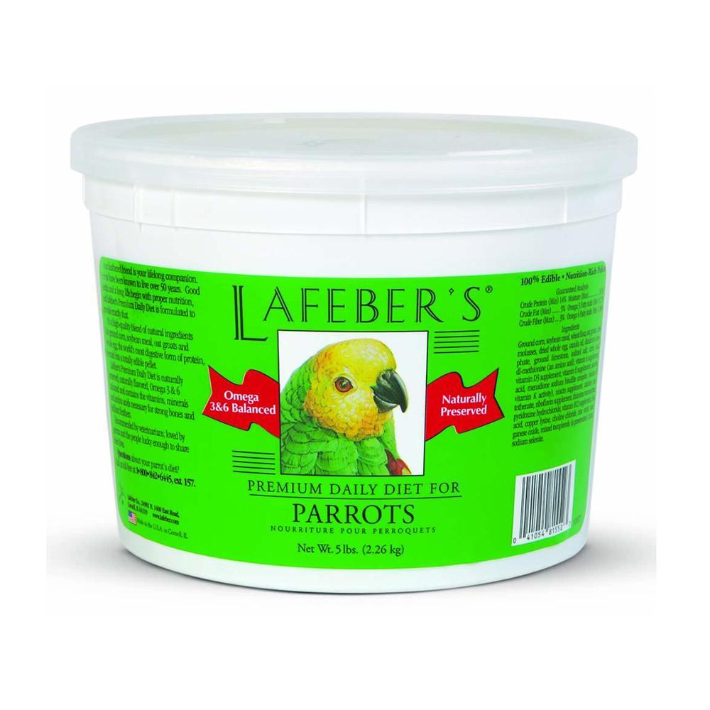 Lafeber Parrot Pellet 5Lb