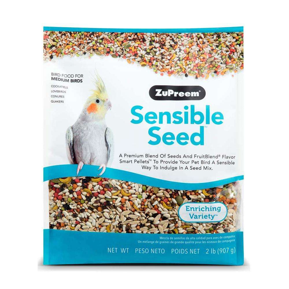 Zupreem Sensible Seed for Medium Birds 2lb