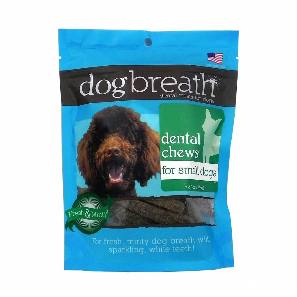 Herbsmith Dog Breath Dental Stick for Small Dogs 6.27-oz.