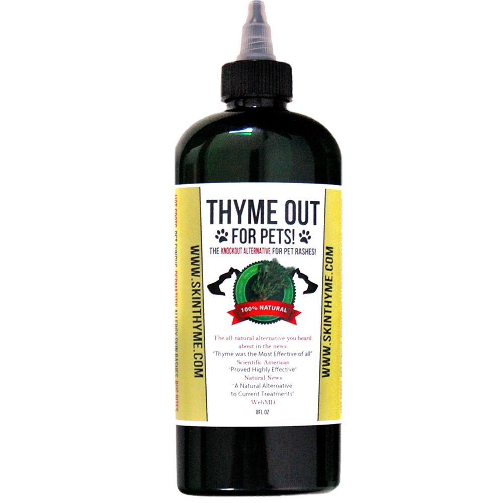 Thyme Out for Pet Rashes 8oz