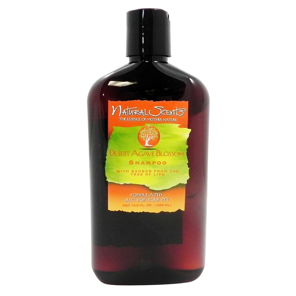Natural Scents Desert Agave Blossom Pet Shampoo 14.5oz