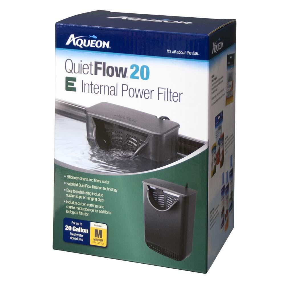 Aqueon Quiet Flow Internal Aquarium Filter MD