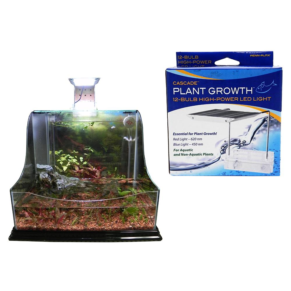 Cascade Plant Growth 12 bulb LED Aquarium Light