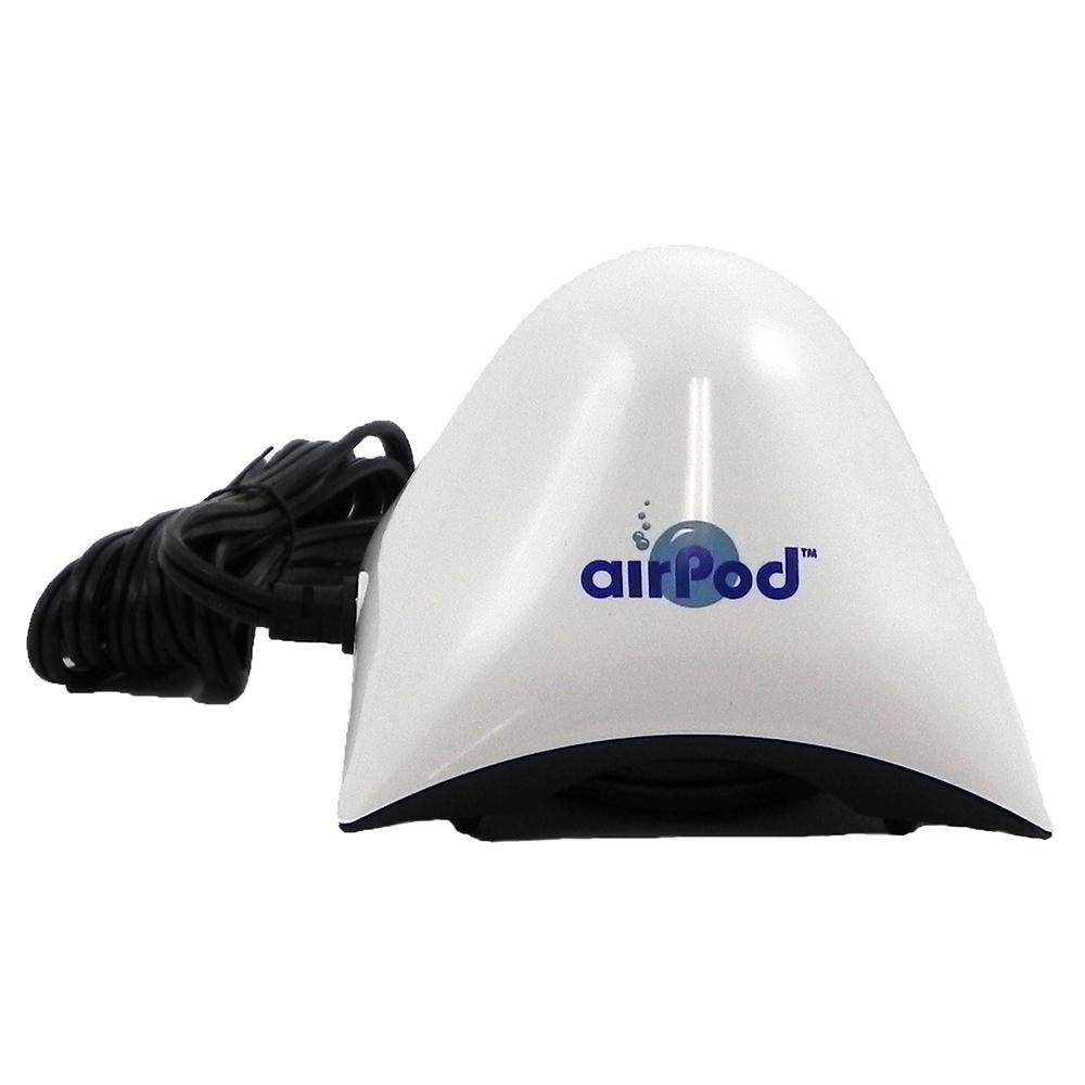 Air Pod Air Pump for Aquariums up to 20 Gallons