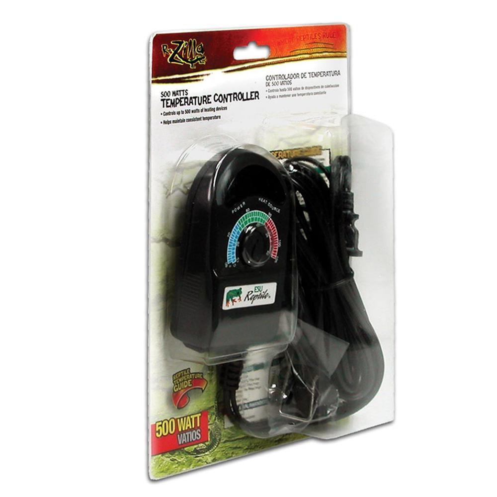 Zilla 500 Watt Terrarium Temperature Controller