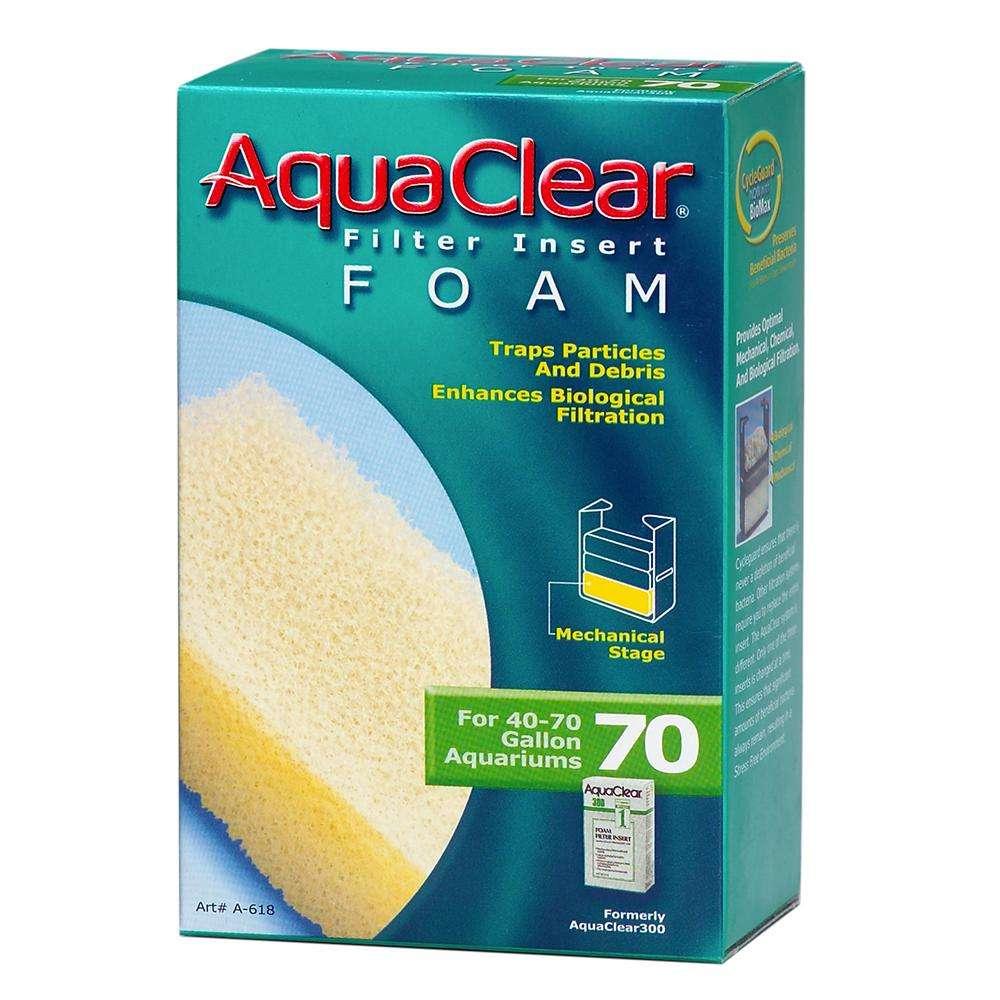 AquaClear 70 Foam Aquarium Filter Insert