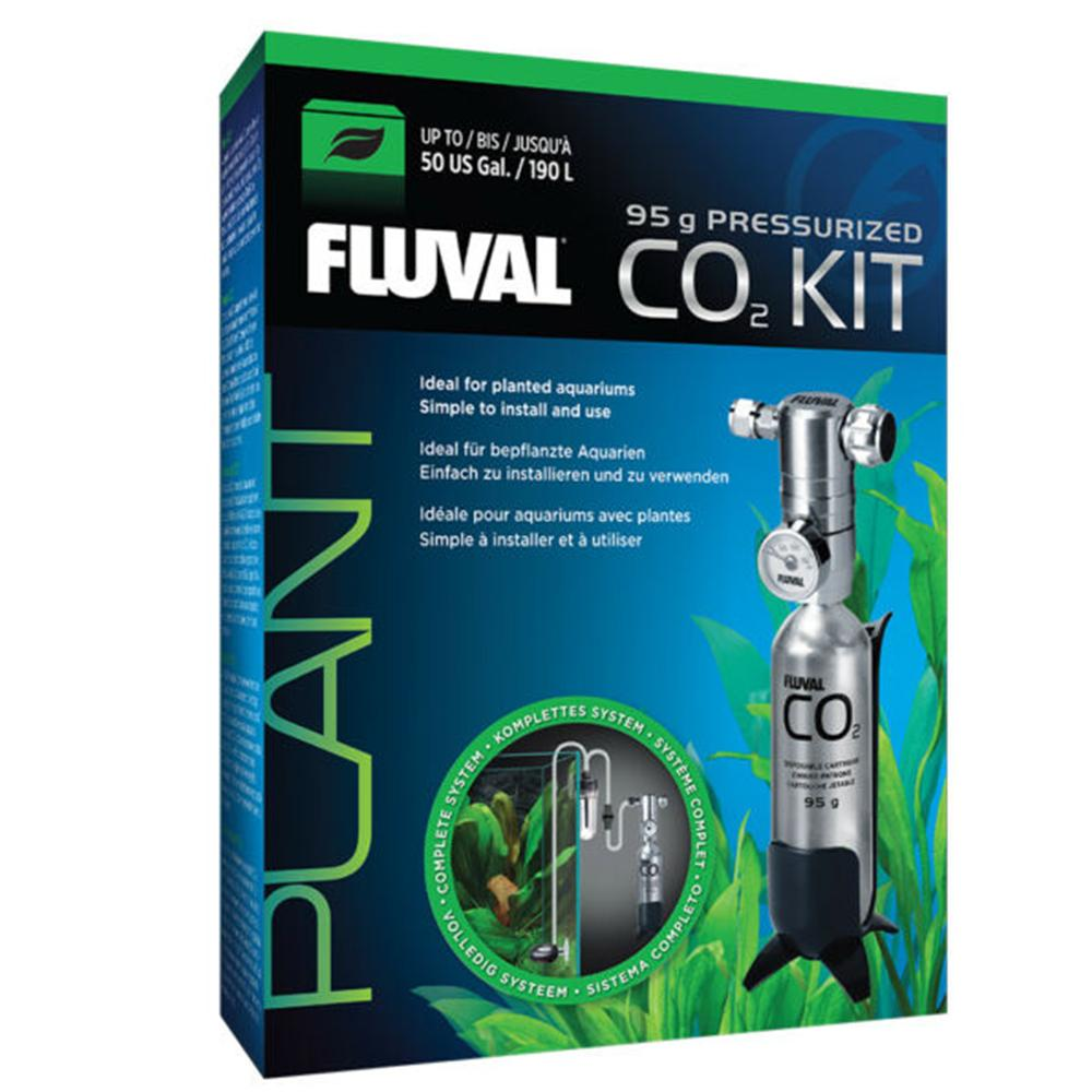 Fluval CO2 Fertilizer Kit for Planted Aquariums 95 gram