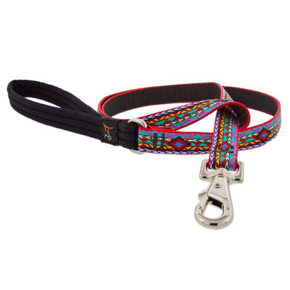 Lupine Dog Leash 4-foot x 3/4-inch El Paso