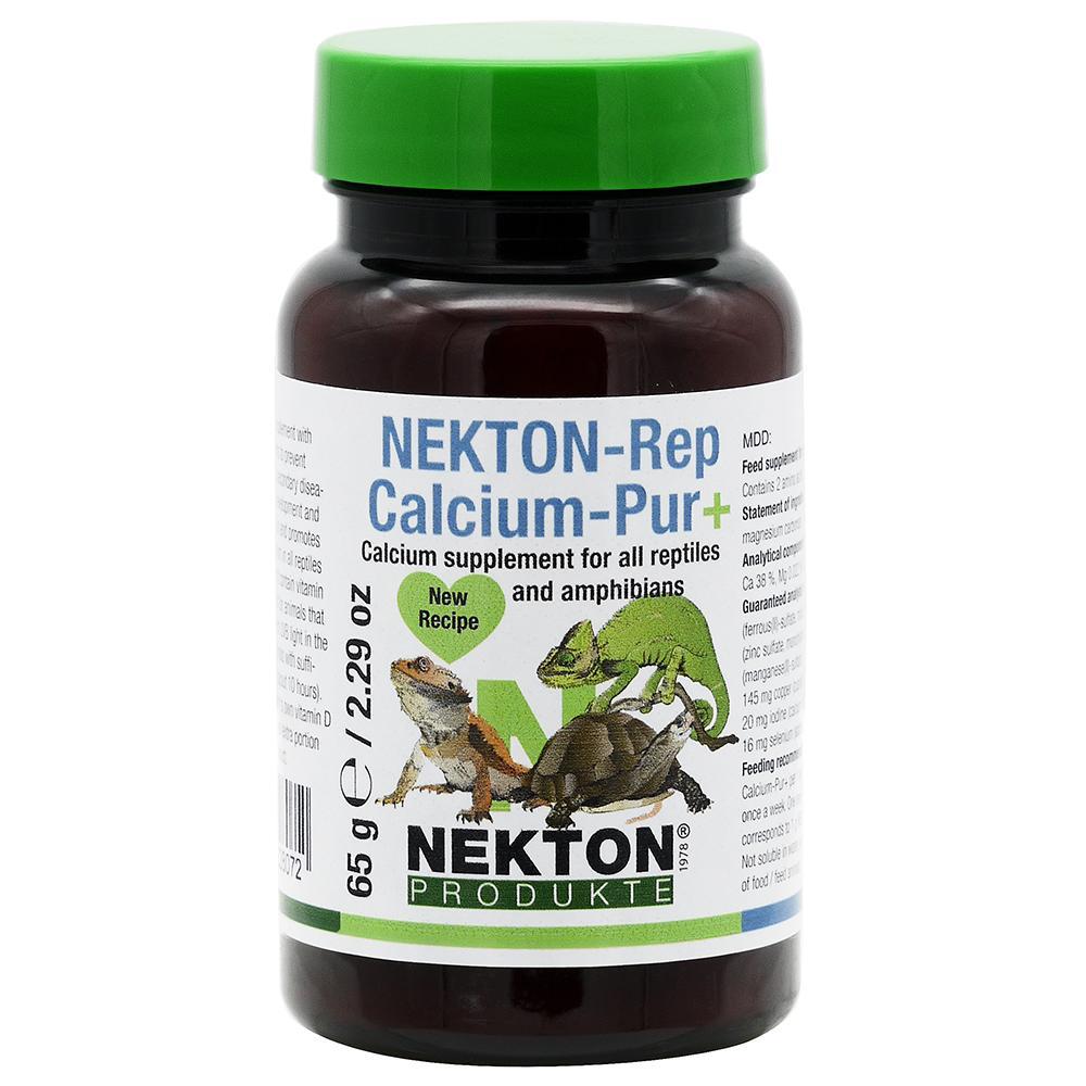 Nekton-Rep-Calcium-Pur Supplement for Reptiles 75g
