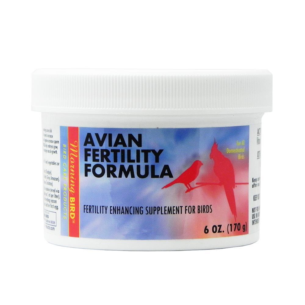 Morning Bird Avian Fertility Supplement for Birds 6oz