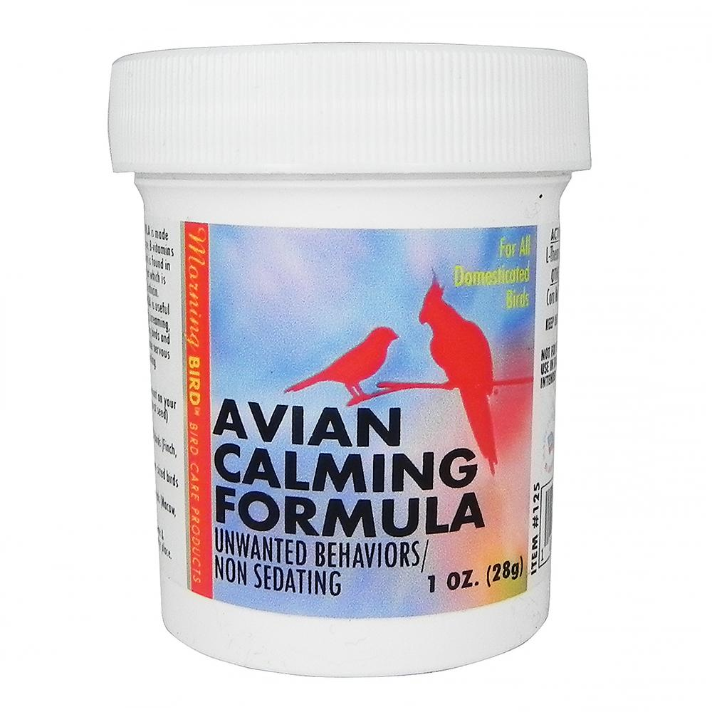 Morning Bird Products Avian Calming Supplement 1 ounce