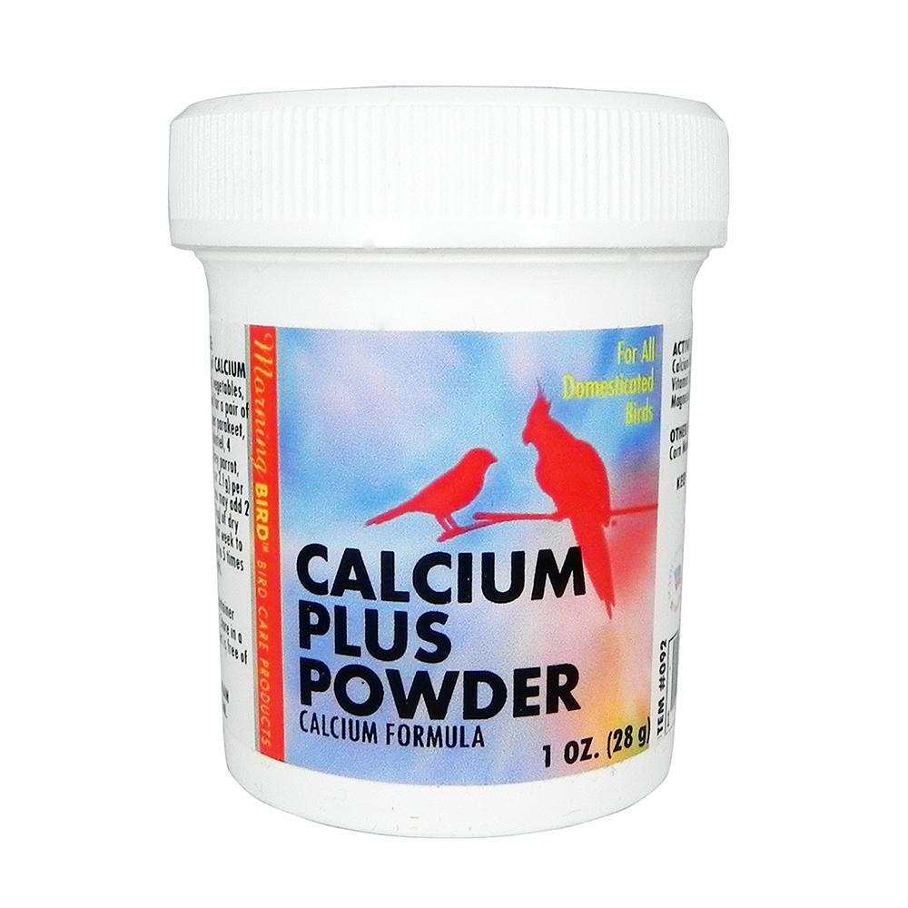 Morning Bird Calcium/Magnesium Powdered Supplement 1 oz