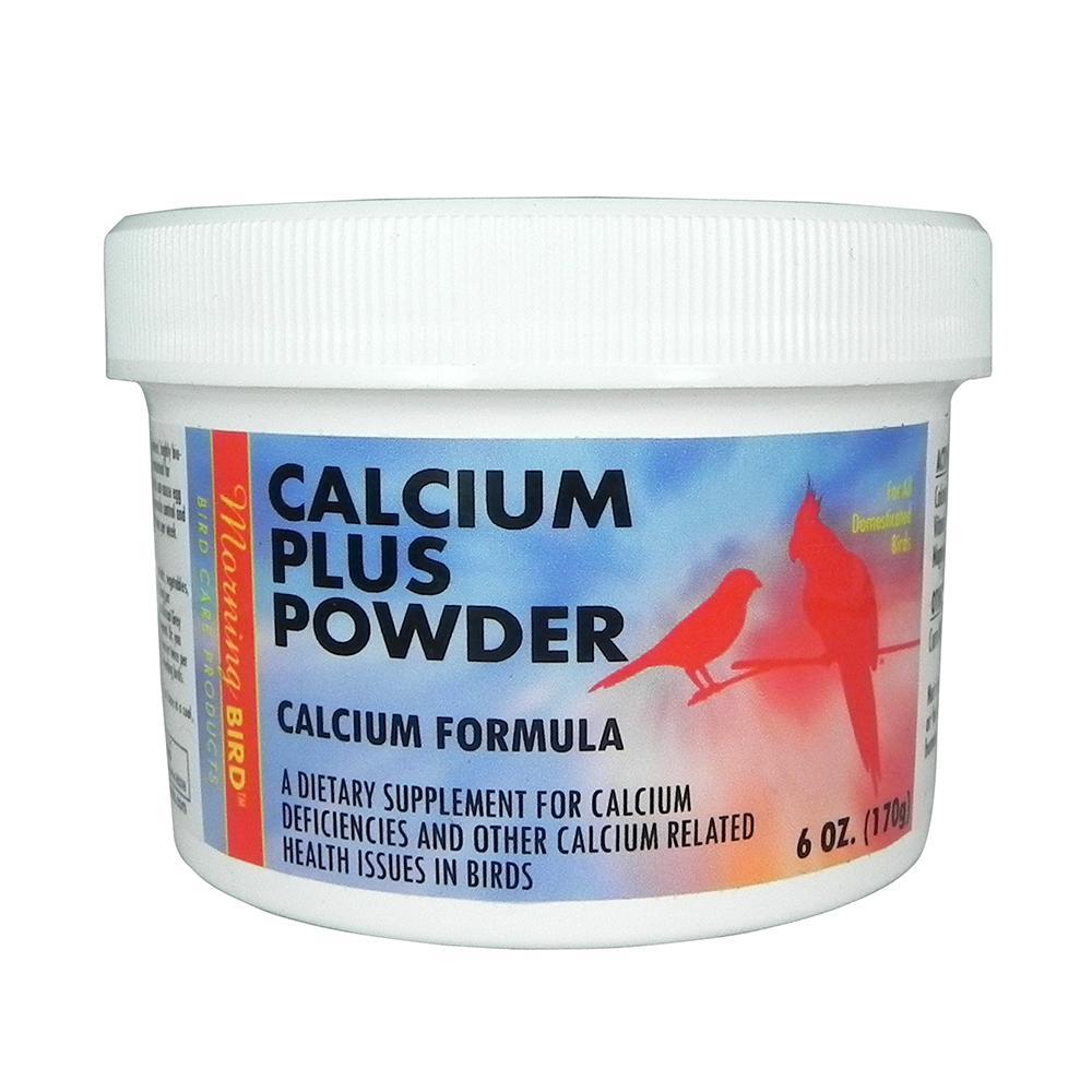 Morning Bird Calcium/Magnesium Powdered Supplement 6 oz