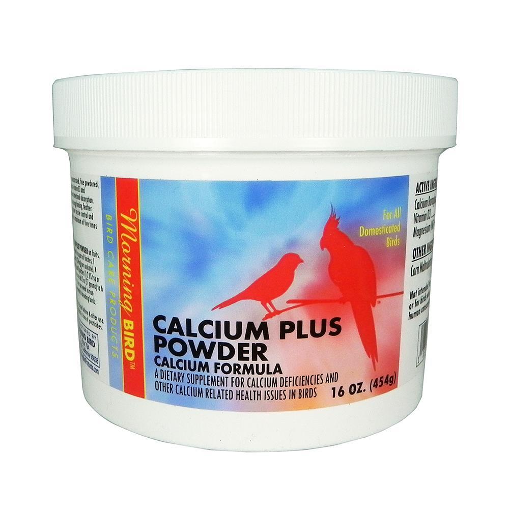 Morning Bird Calcium/Magnesium Powdered Supplement 16 oz