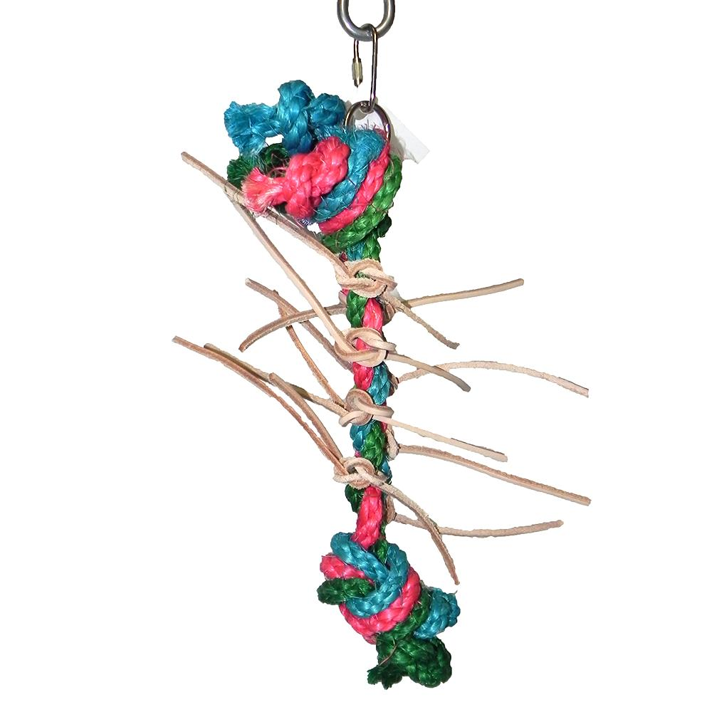 Baby Lacey Made in the USA Bird Toy for Small Birds