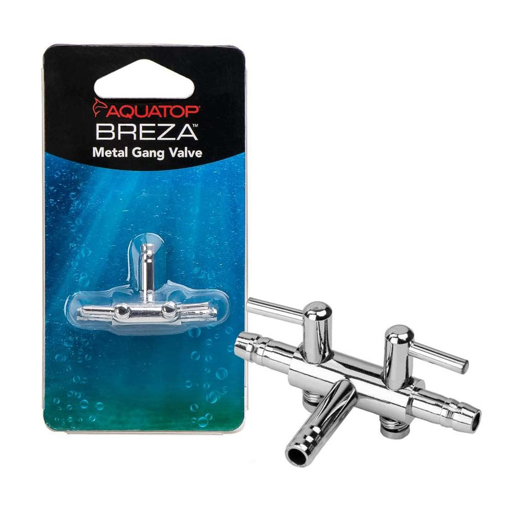 Aquatop Breza Metal 2-Gang Air Valve