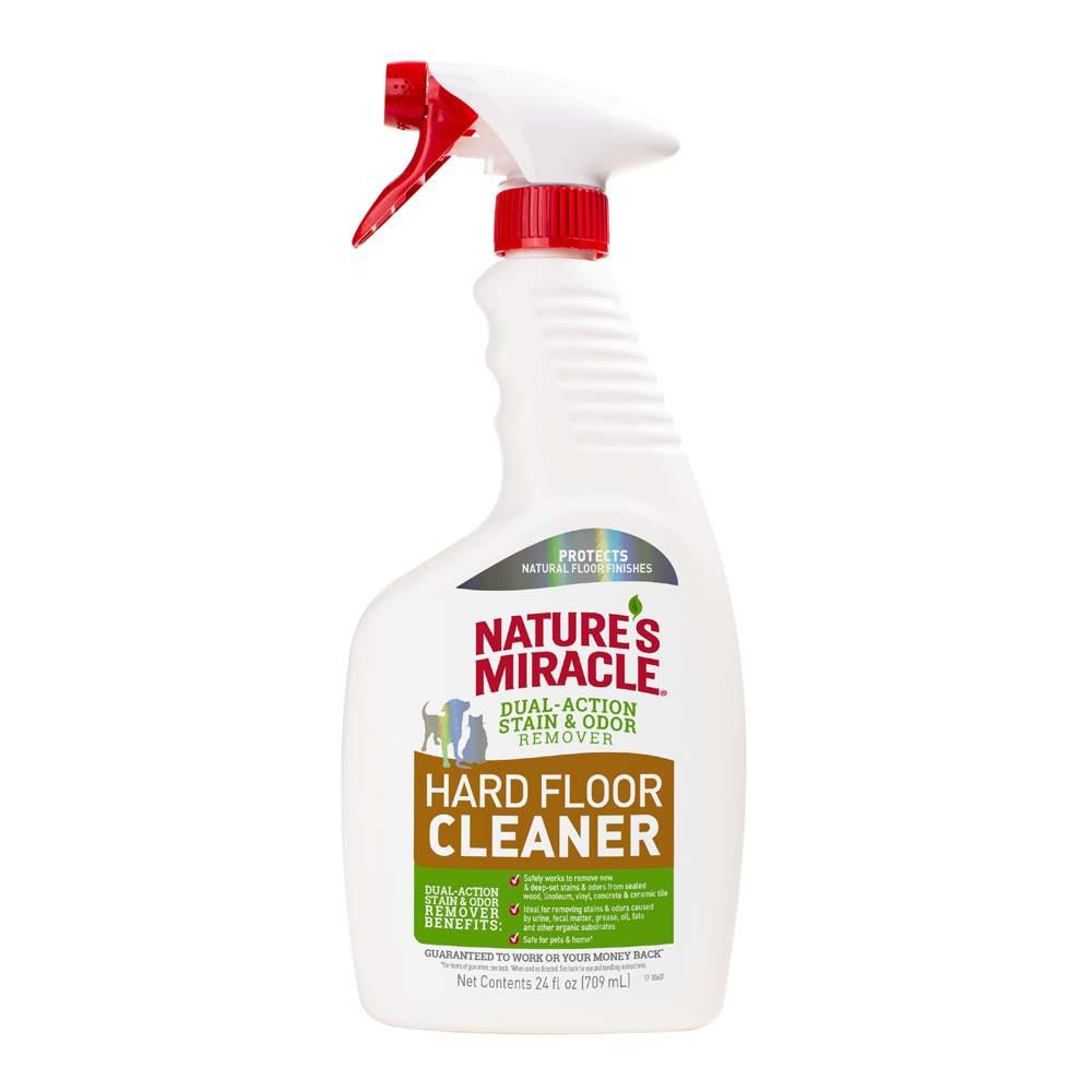 Natures Miracle Hard Floor 24 ounce Stain and Odor Remover