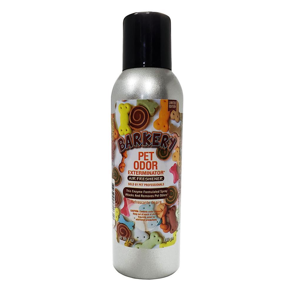 Pet Odor Eliminator Air Freshener Barkery 7oz.