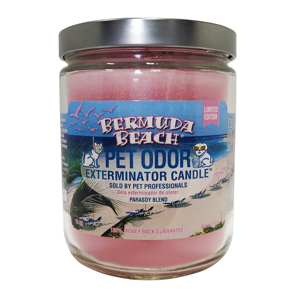 Pet Odor Eliminator Bermuda Beach Candle