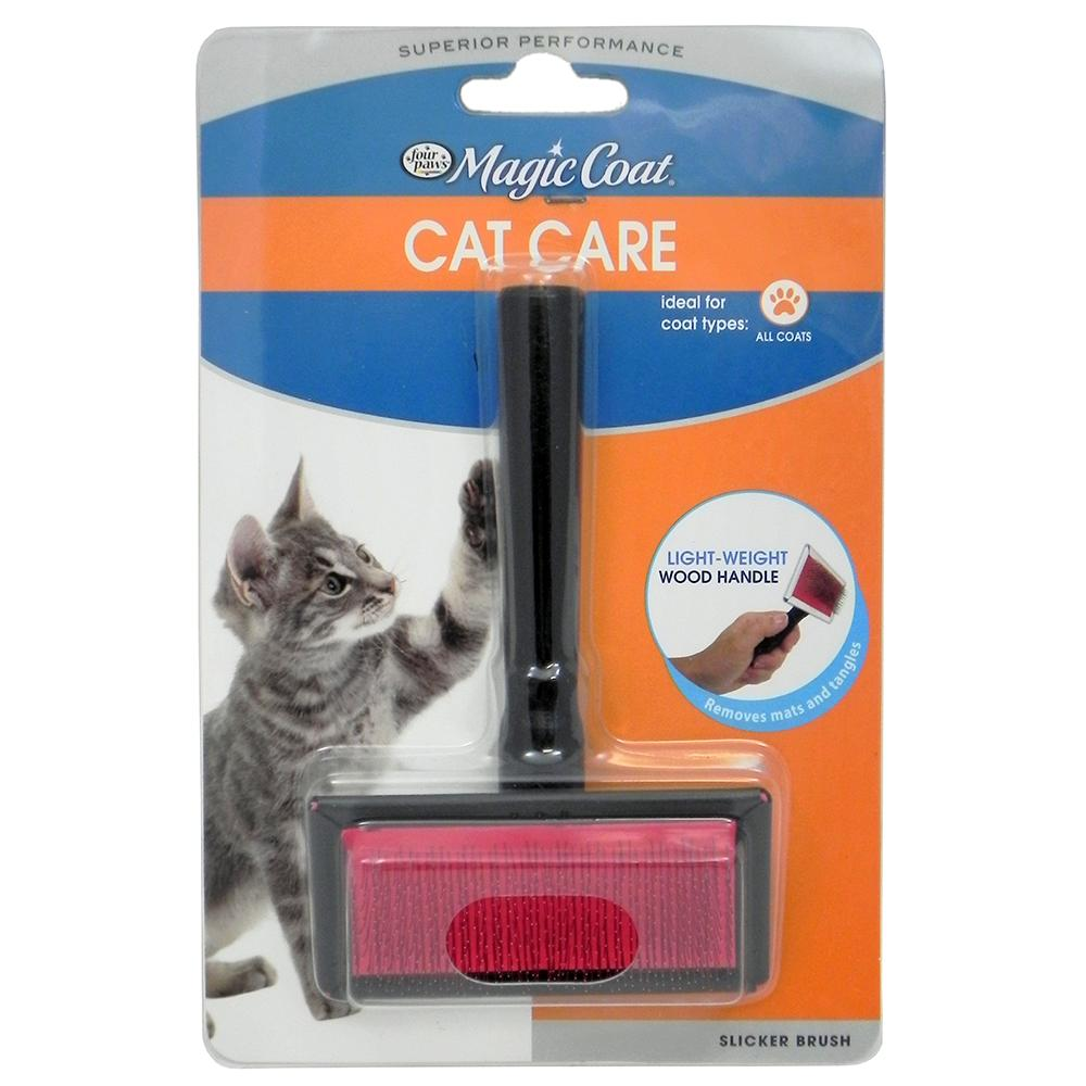 Tender Touch Slicker Brush for Cats & Kittens