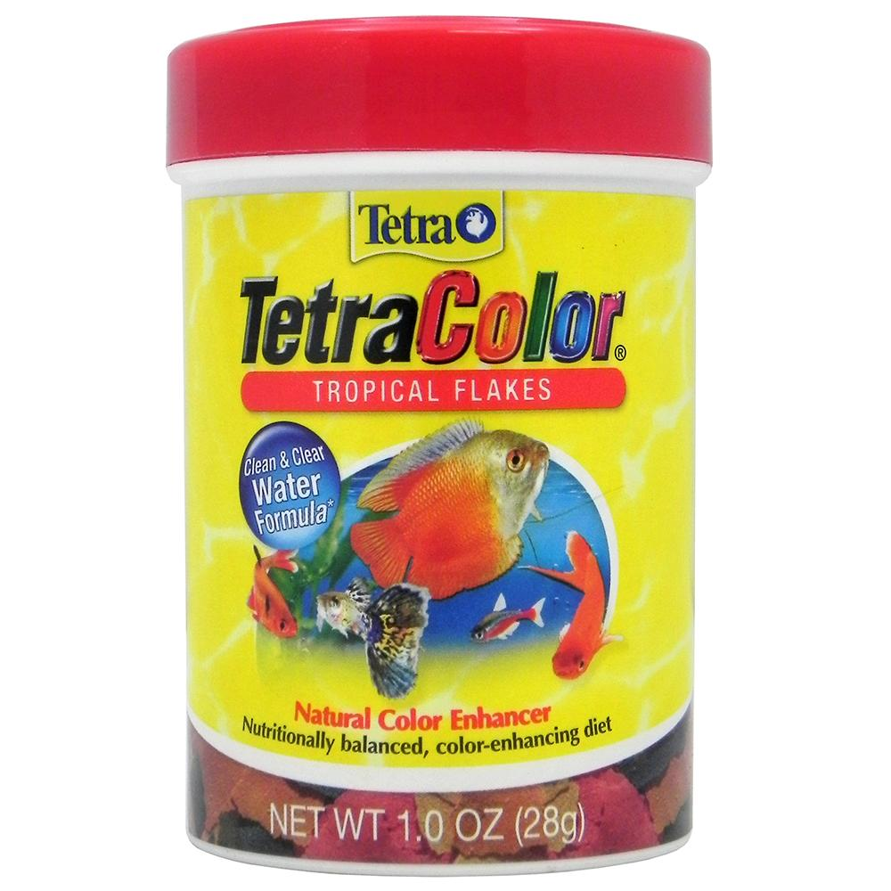 Tetra Fish Food to Enhance Color 1 ounce