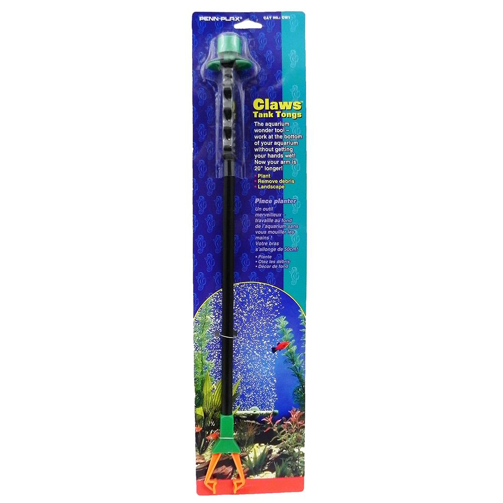 Penn Plax Aquarium Tank Tongs