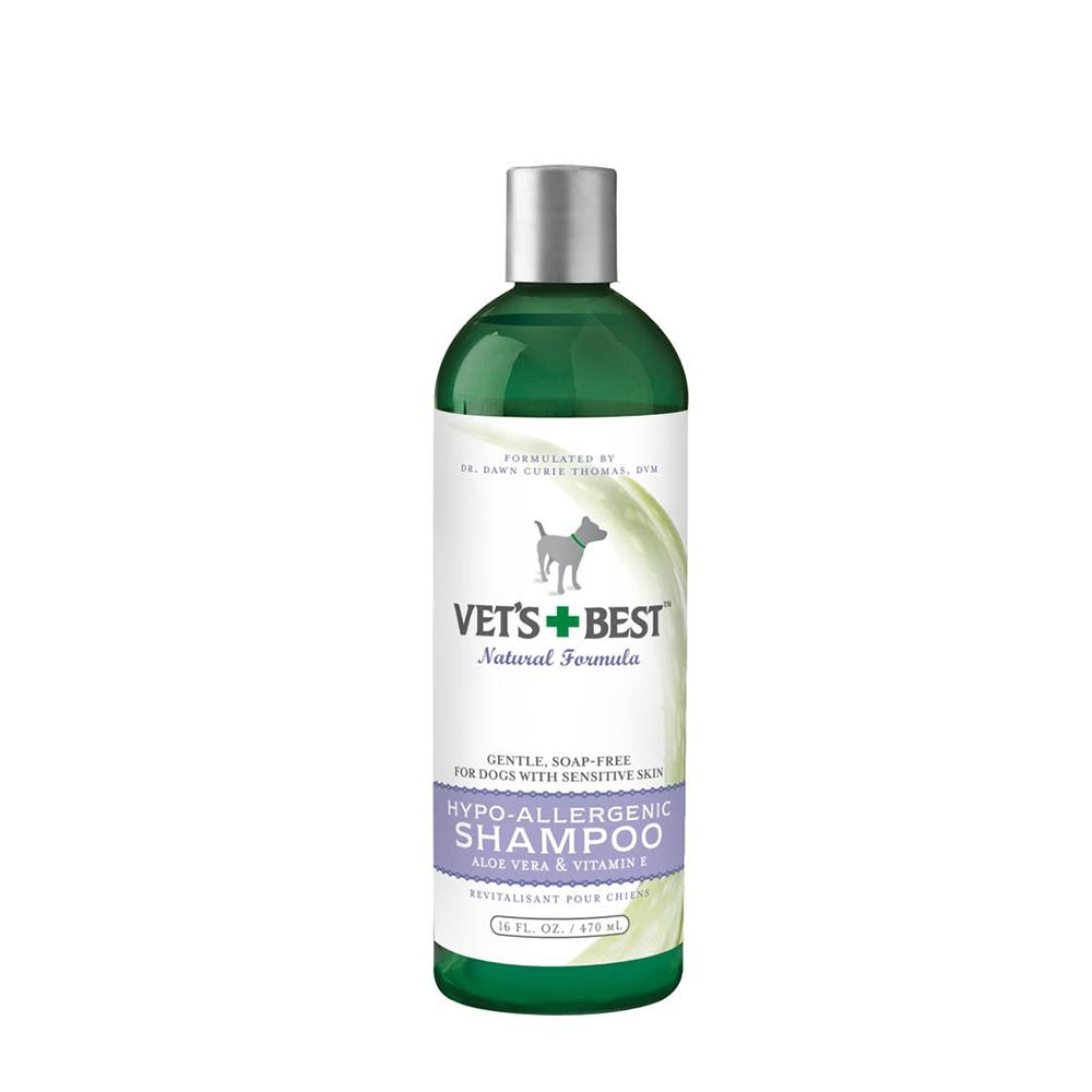 Vets Best Hypoallergenic Pet Shampoo 16 ounce
