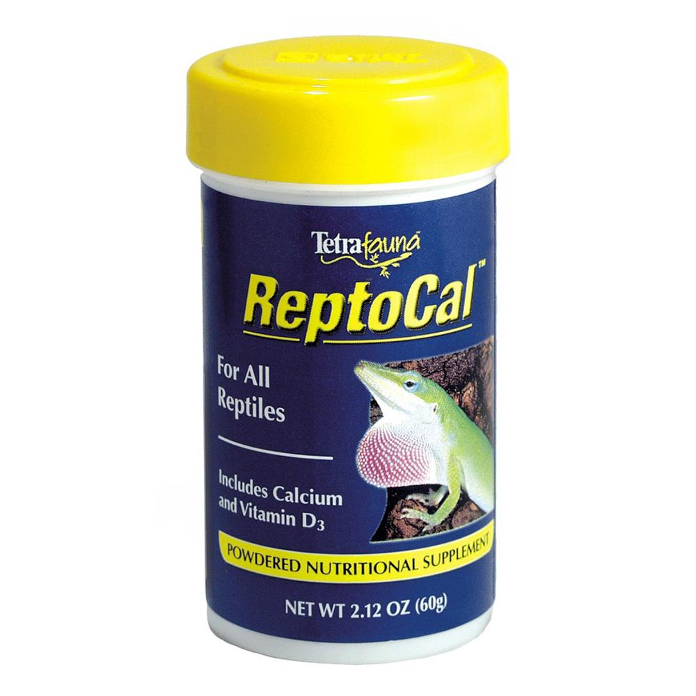 Terrafauna Reptocal 2 ounce Reptile Calcium Supplement