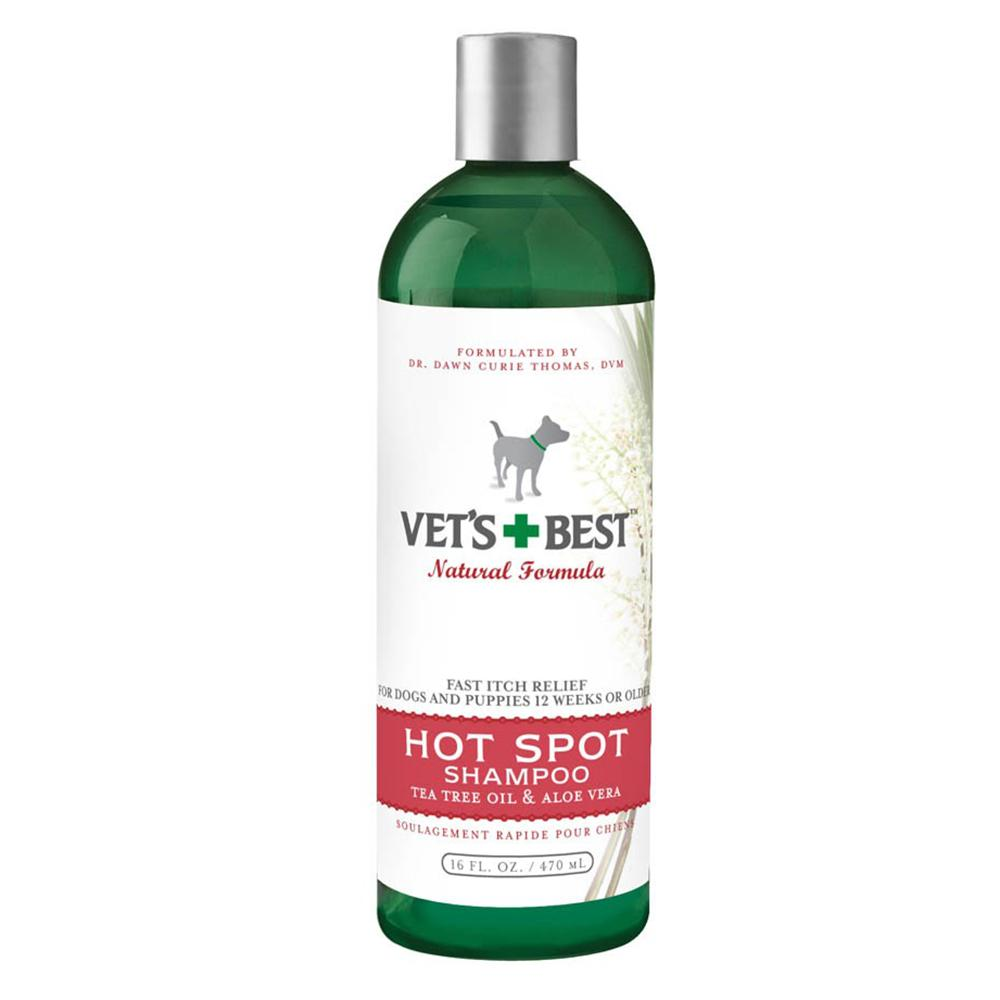 Vets Best Pet Hot Spot Shampoo 16 ounce