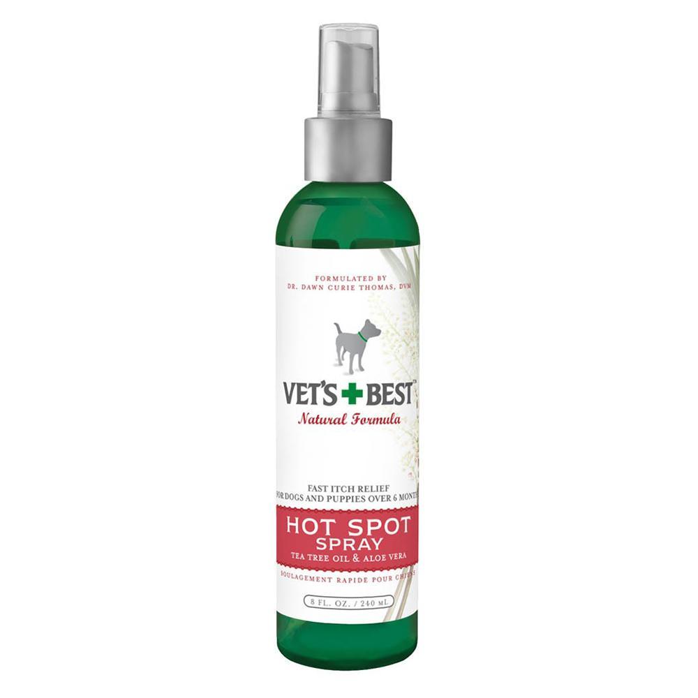 Vets Best Pet Hot Spot Spray 8 ounce